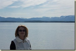 Ellen and the Fjord (Small)