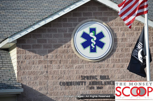 Armed Man Pulled From Car In Standoff At Spring Hill Amb. Headquarters - DSC_0258.JPG