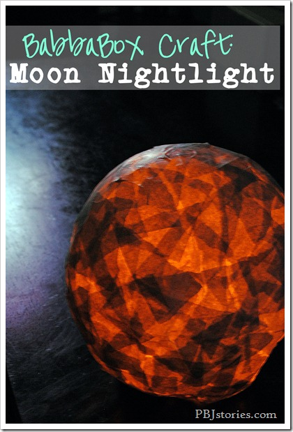 Moon Nighlight Craft