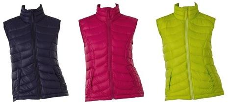 track&field jaquetas
