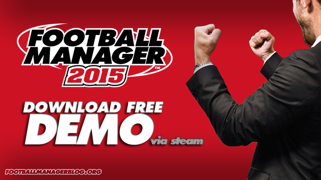 Football Manager 2015 Demo