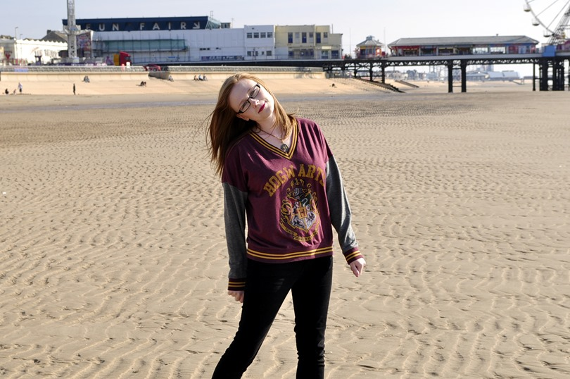 beach travel blackpool primark fashion hogwarts 3