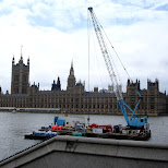 house of lords and house of commons in London, London City of, United Kingdom