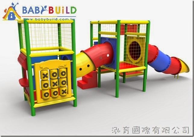 BabyBuild 室內3D泡棉鋼管