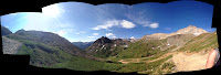 4x4 road Panorama Photo