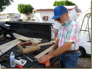 2011-10-29 - AZ, Yuma - Cactus Gardens - Constructing Plant Tables (4)