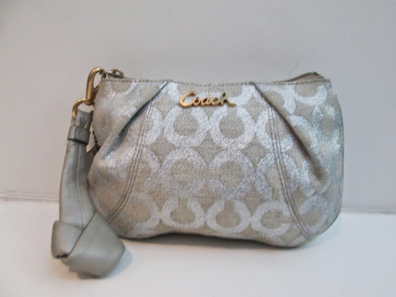 Coach Make Up Bag