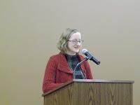 Library Director Debbie Stanton