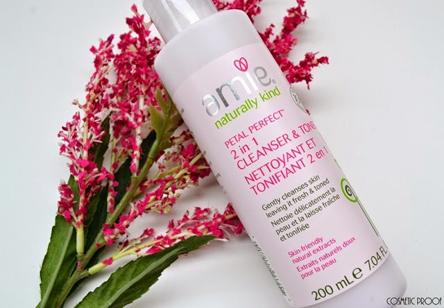 Amie Petal Perfect 2 in 1 Cleanser and Toner Review