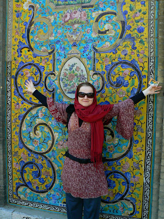Tiles in Iran
