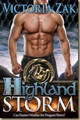Highland Storm Cover
