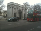 2010-12-23 - London UK - Marble Arch (I think) and London Bus IMG_0365.jpg