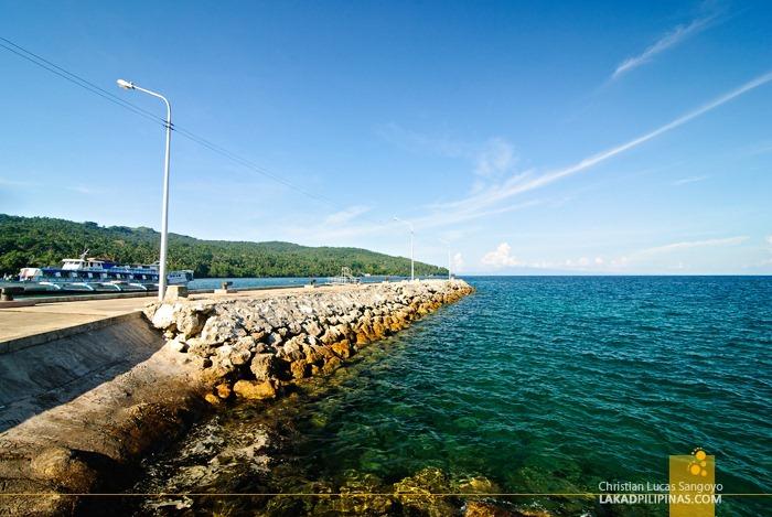 Poro Port, Camotes at Last