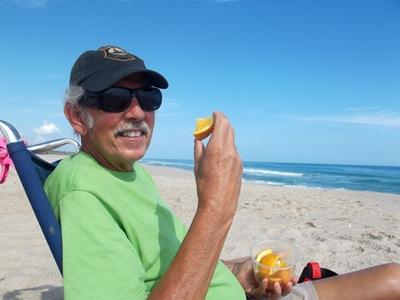 Thursday morning beach 024