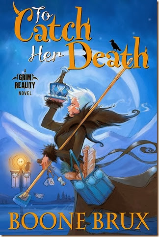 To Catch Her Death cover