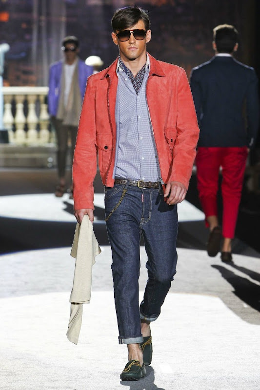 Milan Fashion Week Primavera 2012 - Dsquared² (14)