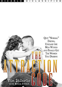 Cover of Vin Dicarlo's Book The Attraction Code