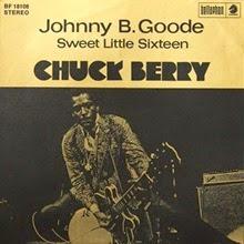 Chuck Berry Johnny B. Goode