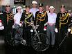 Gendarmerienostalgie auf der Oldtimer-Classic 2012
