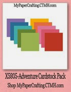 adventure cardstock pack-200