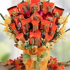 Reeses Candy Bouquet