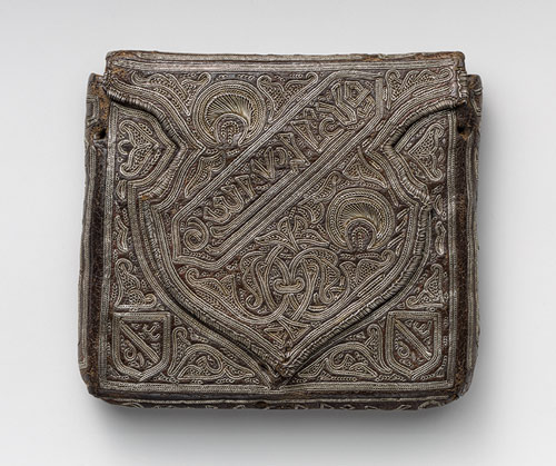 Qur'an case, Nasrid period (1232–1492), second half of 15th century. Spain
