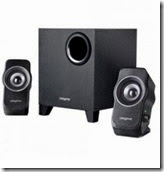 Amazon: Buy Creative SBS A335 2.1 Speakers at Rs.1595 only