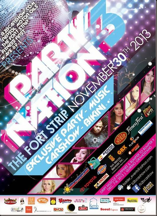 B2B partynation 2013