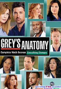 Ca Phẫu Thuật Của Grey :Phần 9 - Grey's Anatomy Season 9