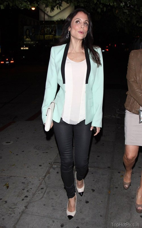 Bethenny Frankel Latest Pics in Skinny Clothes 1