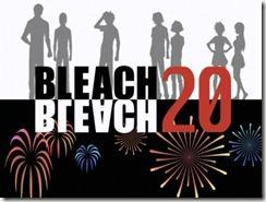 Bleach 20 Title