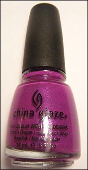 China Glaze Flying Dragon