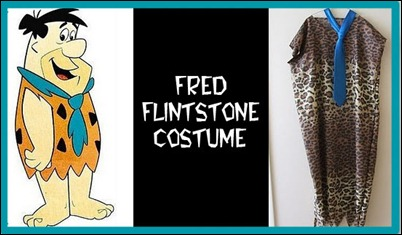 fred flinstone costume tutorial