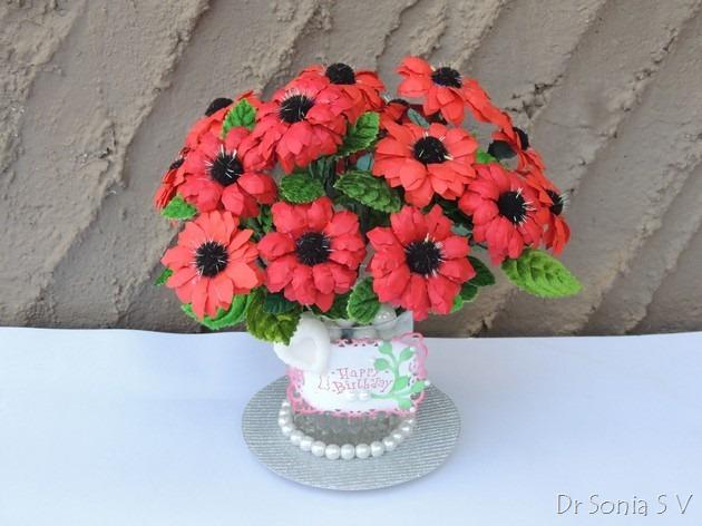 Handmade Flowers 10