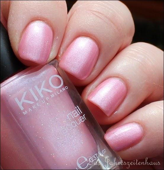Rosa KIKO 256 Wild Rose Microglitter 4