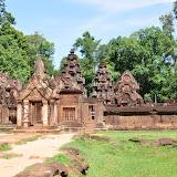 День шестой - Banteay Srey, Kbal Spean и большой круг Ангкор Вата