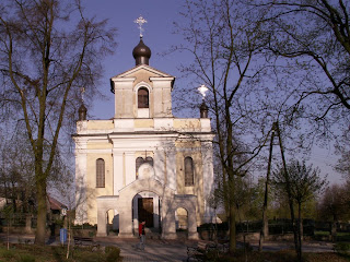Cerkiew Prawosławna pod wezwaniem Św. Mikołaja Cudotwórcy w Drohiczynie