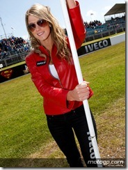 Paddock Girls Iveco Australian Grand Prix 16 October 2011 Phillip Island Australia (34)
