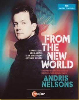 Nelsons Adams Stravinsky Dvorak DVD