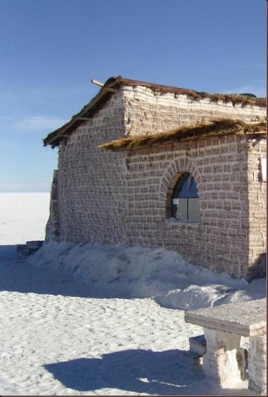 Salar de Uyuni Hotel de Sal,Uyuni, Potosí, Bolivia