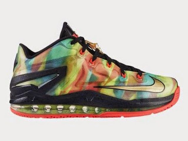Closer Look at LeBron 11 Low SE That Might Drop Soon in Europe