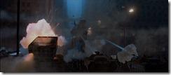 Godzilla 1998 Army Attack