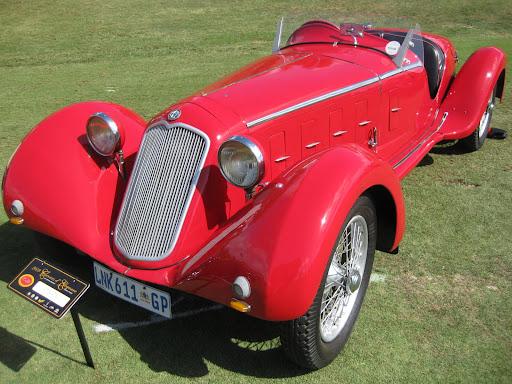 1929 Alfa Romeo 6C 1750 Spider