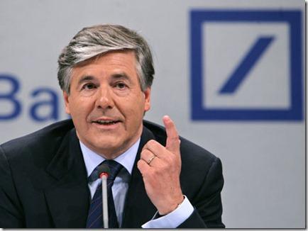 DEU Deutsche Bank Zwischenbilanz