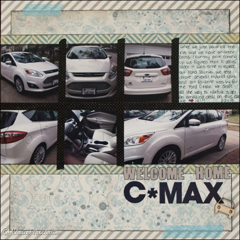 Welcome Home CMax