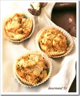 muffin façon rocher