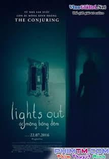Ác Mộng Bóng Đêm - Lights Out Tập HD 1080p Full