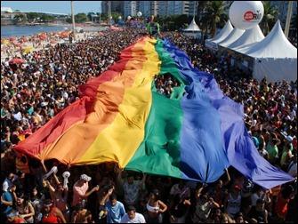 Parada Gay Rio de Janeiro 2012