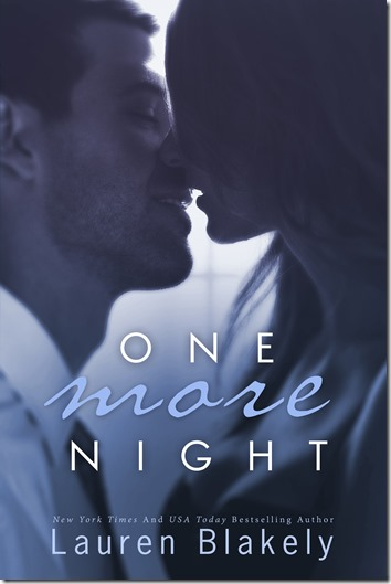 ONE MORE NIGHT for june 29 reveal