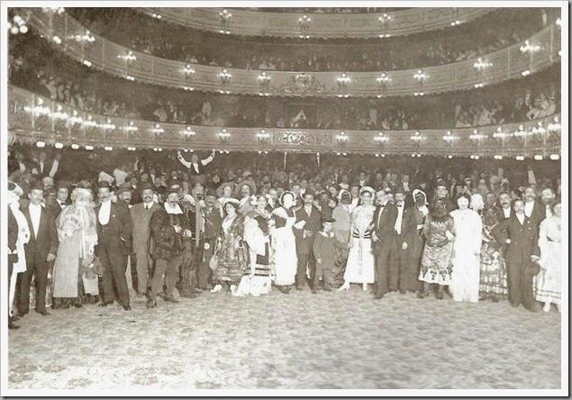 1911 el carnaval